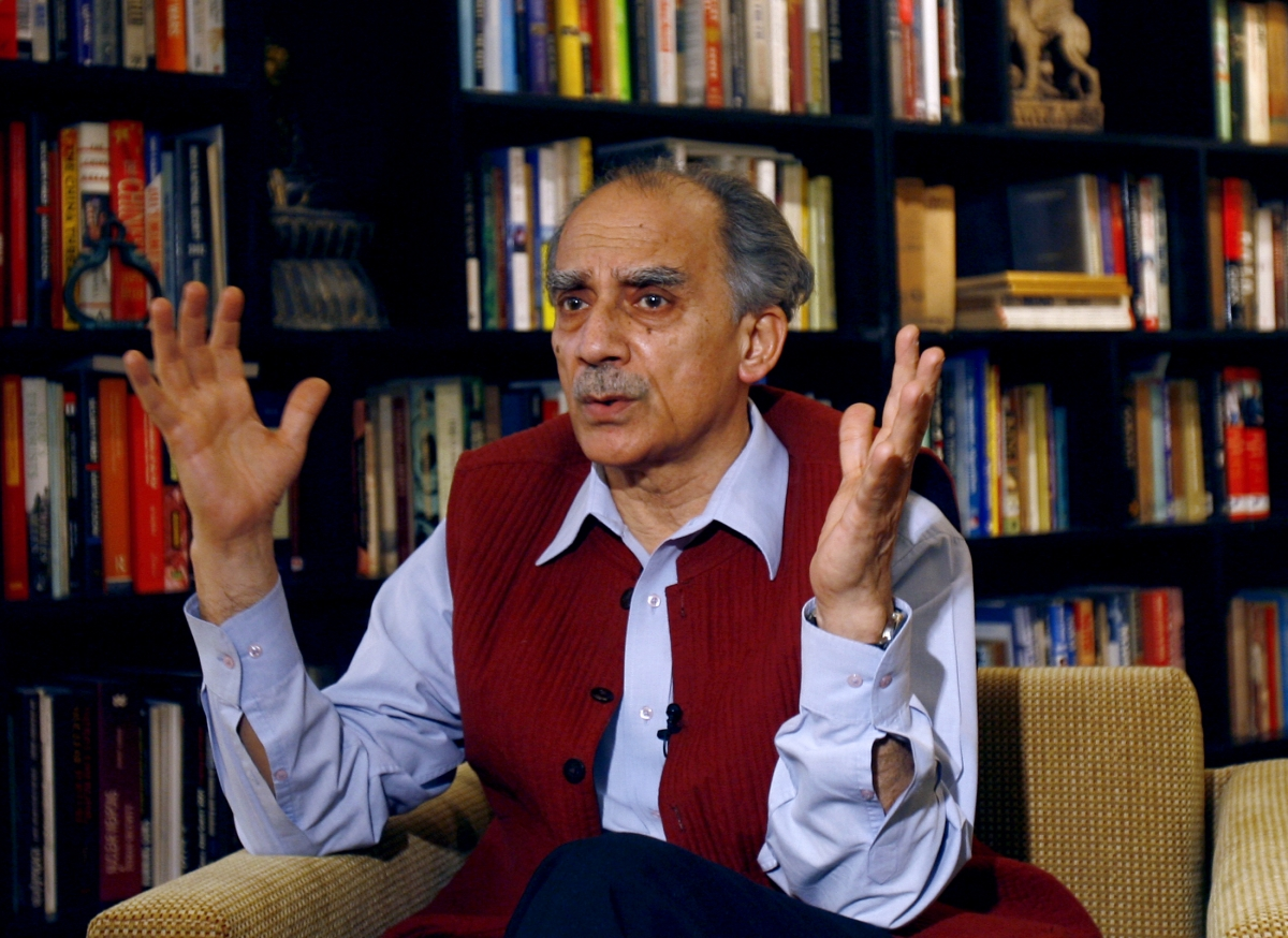 'It's a Decentralised Emergency... A Pyramidal Mafia State': Arun Shourie on Modi Sarkar